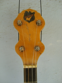 38 Headstock Front